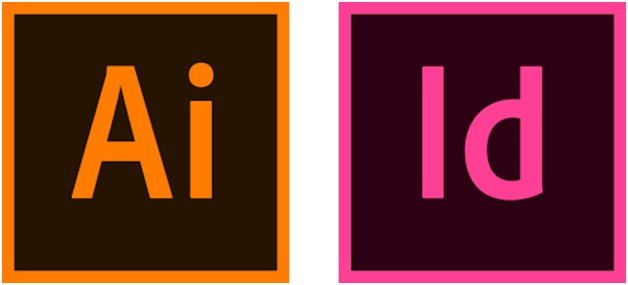illustrator and indesign