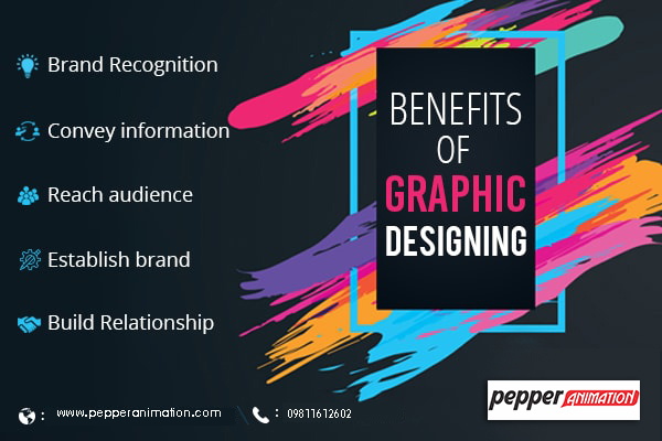 benefits of graphic designing