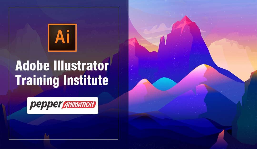 "Learn Adobe Illustrator Course from ""Pepper Animation"""