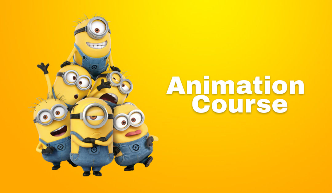 """Learn Animation from """"Pepper Animation"""" Institute in Rohini"""