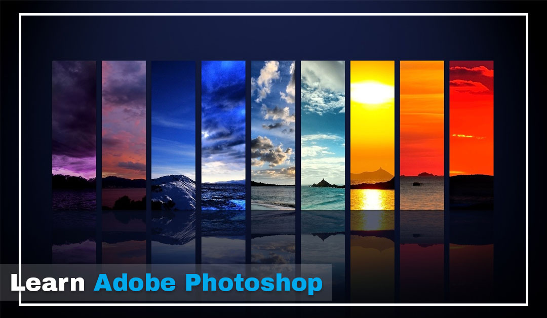 """Learn Adobe Photoshop Course from """"Pepper Animation"""" Institute"""