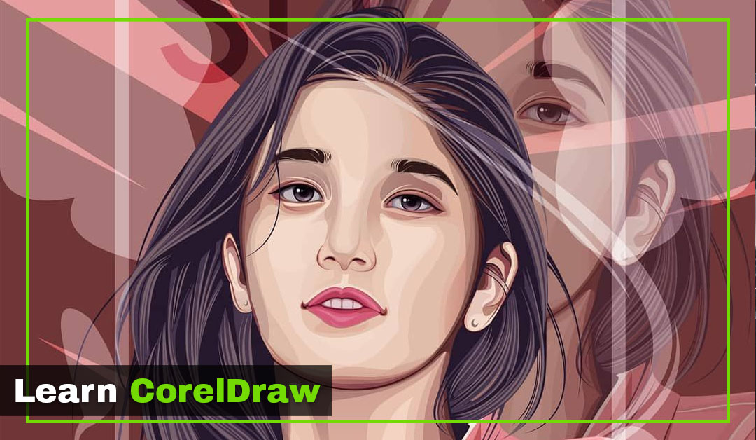 """Learn CorelDraw Course from """"Pepper Animation"""" Institute"""