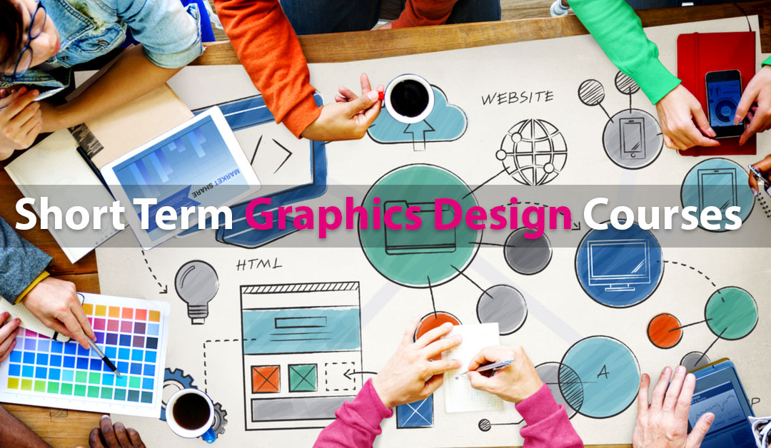 Short Term Graphics Design Courses in Rohini