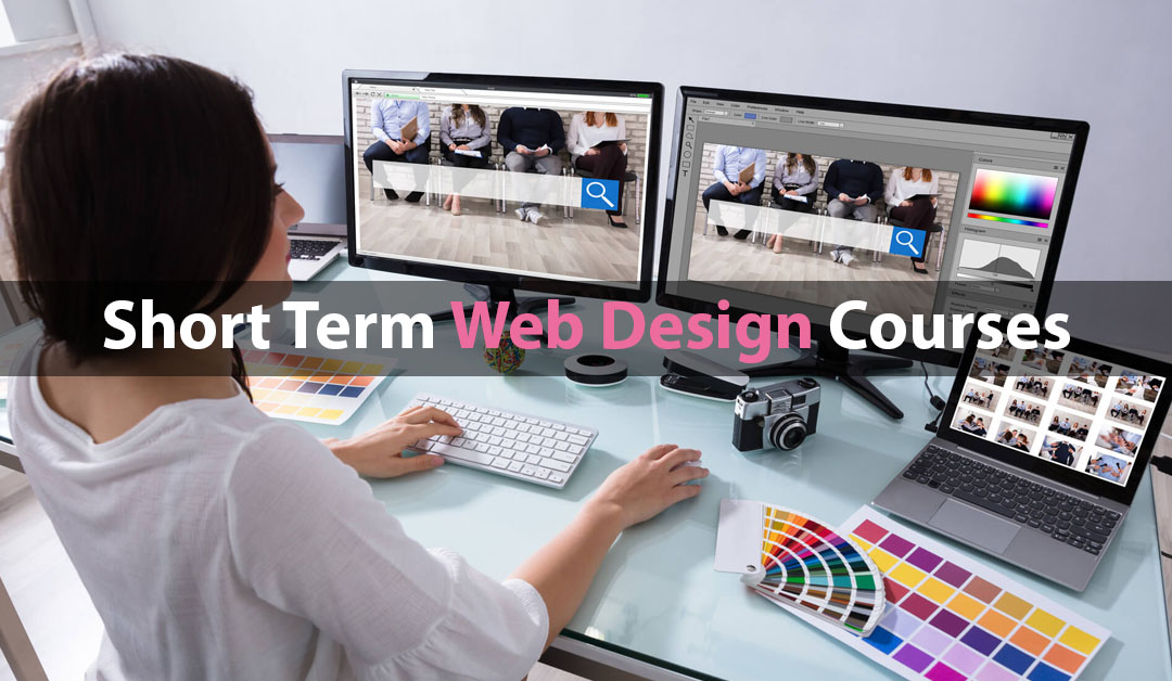 Short Term Web Design Courses in Rohini