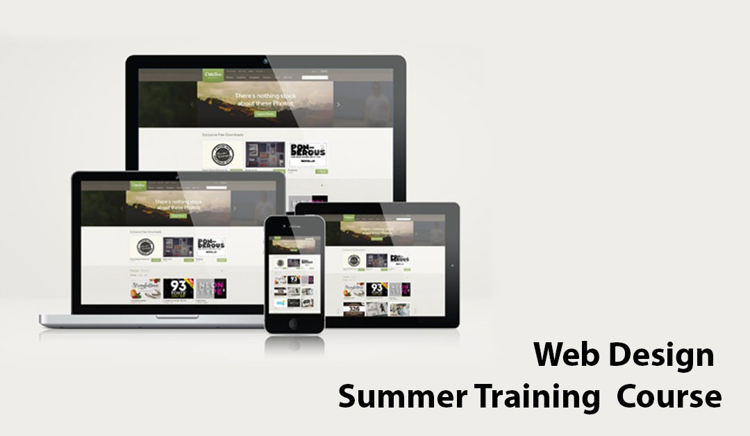Web Design Summer Training in Rohini
