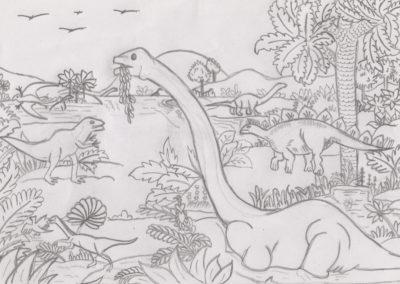 Learn Sketch Art in Delhi
