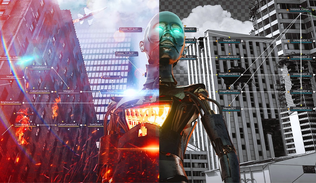 Difference between VFX and 3D Animation