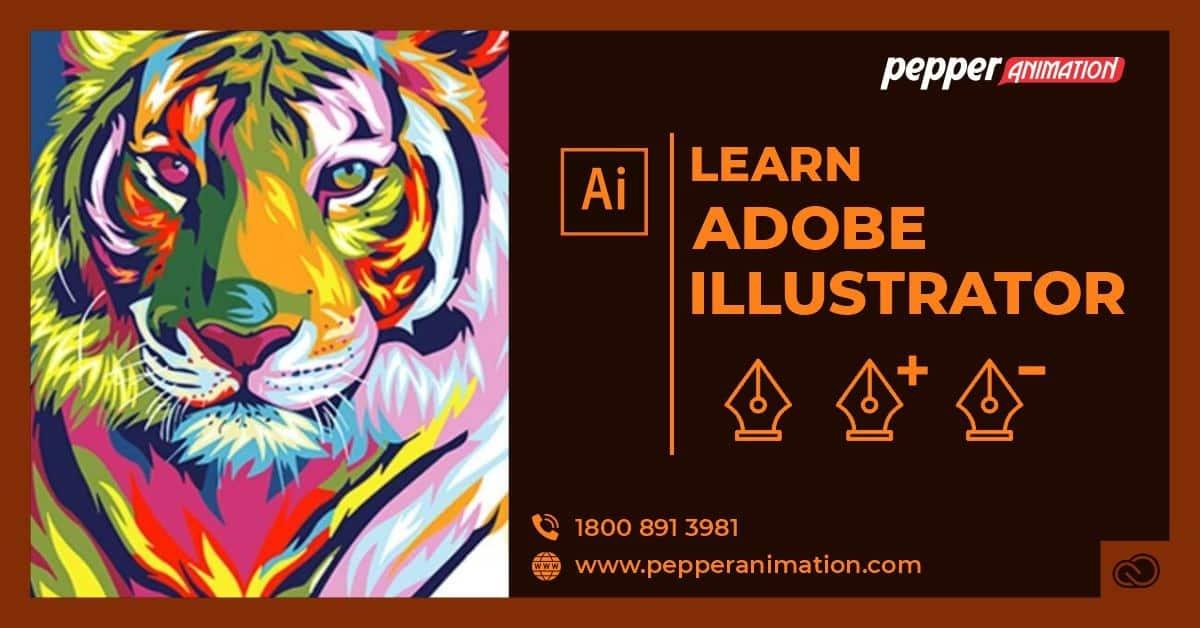 Adobe Illustrator Training in Rohini, Pitampura, Delhi