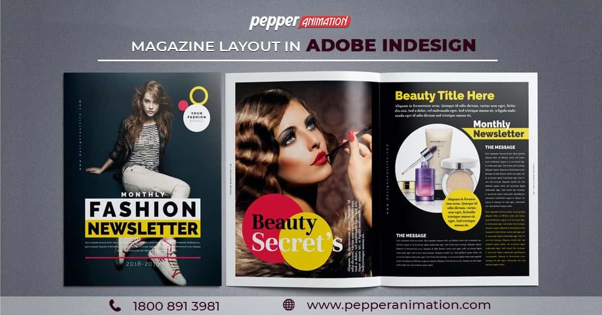Adobe Indesign Training in Rohini, Pitampura, Delhi