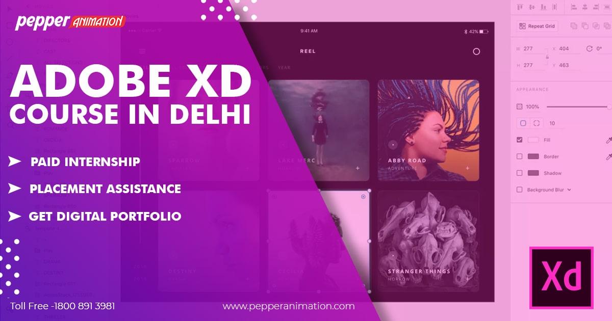 Adobe XD Training Institute