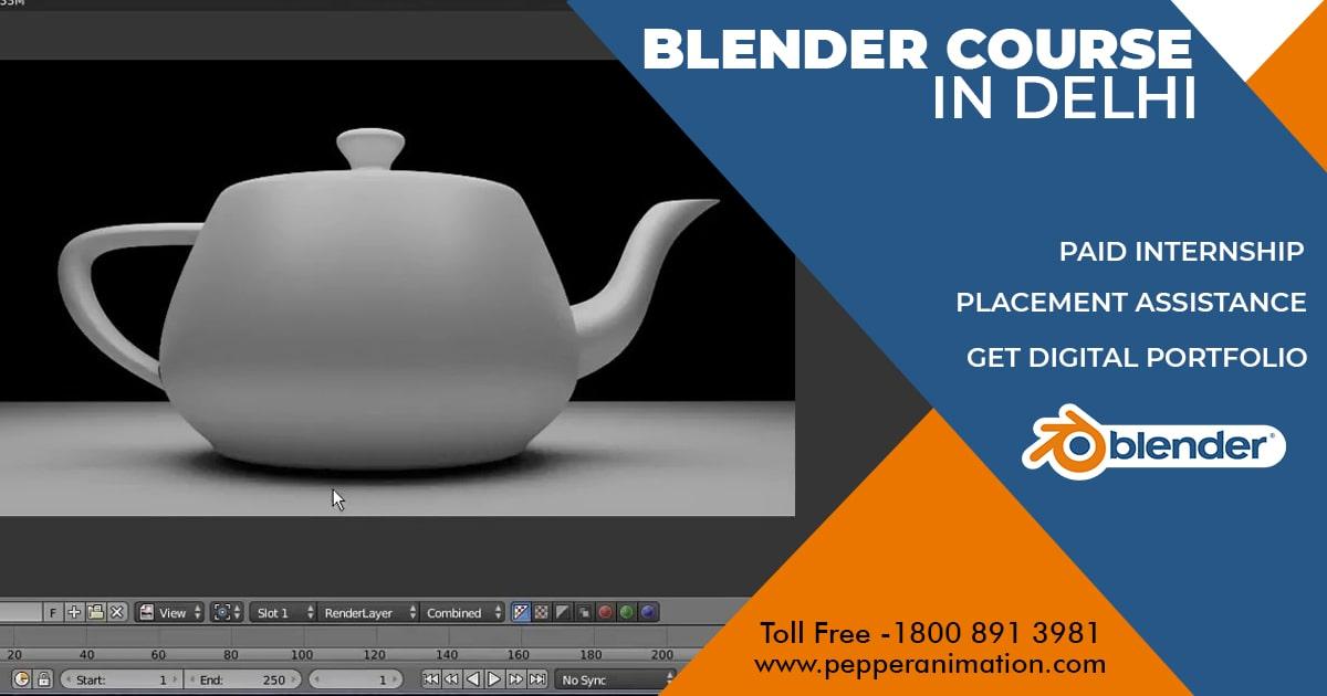Best Blender Course